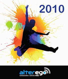 Calendari 2010 Alter Ego informàtica web