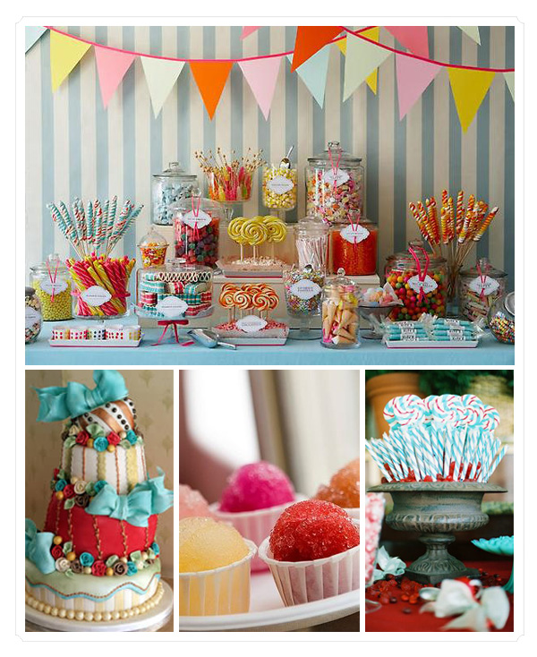 Sorrento Wedding In Style English Love Is Sweet Wedding Candy Bar Buffet Theme Inspiration