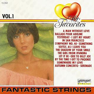 Fantastic Strings - My Favorites - Vol.1