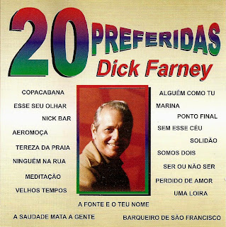 Dick Farney - 20 Preferidas