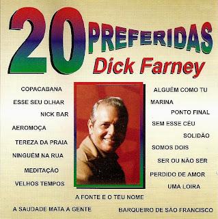 Cover Album of Dick Farney - 20 Preferidas