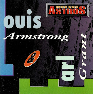 Louis Armstrong & Earl Grant - SГ©rie Dois Astros