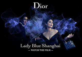 Exclusive Lady Dior Short by David Lynch