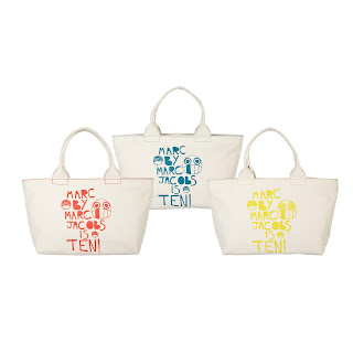Marc by Marc Jacobs Capsule Collection 10th Anniversary Tote