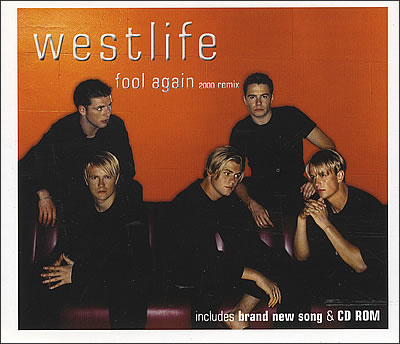 06  FOOL AGAIN   WESTLIFE