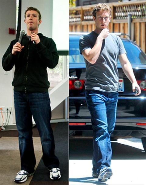 Ekspresikan Dirimu Dengan Topeng Halloween Mark Zuckerberg, gaya berpakaian sederhana mark zuckerberg