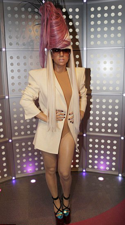 Facemash Post - Foto Lady Gaga bugil Telanjang Bulat