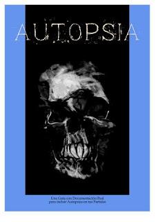 Autopsia... cover