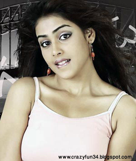 Crazy Actress Selected Photo Image Picture Wallpaper Collection: Genelia Du0026#39;souza crazy hot ...