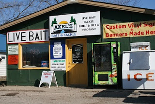 Axel s tackle box the 24 hour bait shop