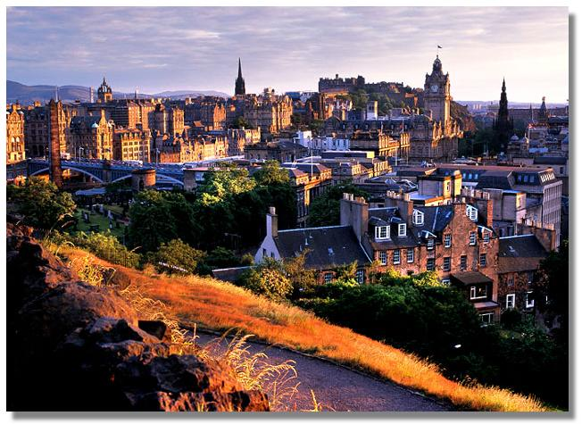 Scottish Miscellany: 10 Things You Didn't Know About the City of ...