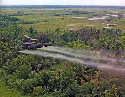 химическая атака вьетнама, война во вьтнаме, тропы хо ши мина