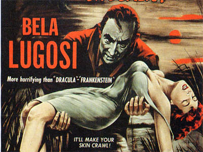 невеста монстра, постер, фильм ужасов