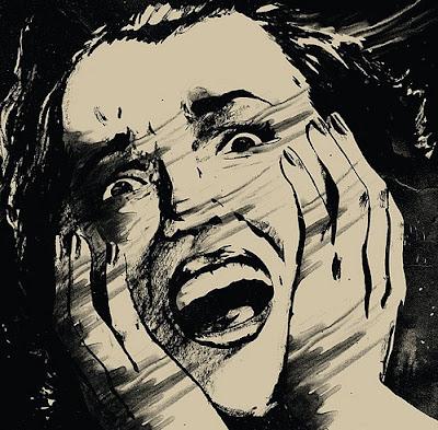 лучшие фильмы ужасов шестидесятых, ужасы 1960-х, орущая женщина, ретро, кричащая женщина