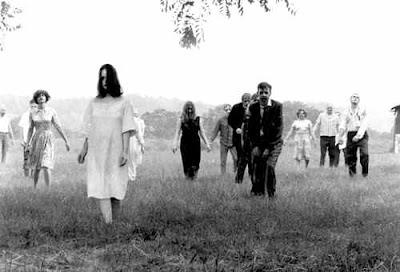 фильмы ужасов шестидесятых, ночь живых мертвецов, ретро ужасы