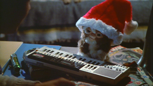 новогодние ужасы, рождественские фильмы ужасов, гремлины, магвай
