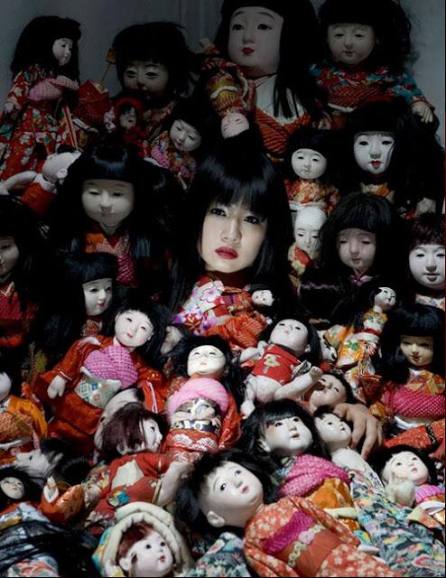 дакиши амано, dakichi amano, фото, осьминоги, кровь, ужасы, японцы извращенцы