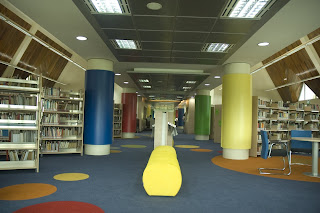 The Dickens New Secondary Library At British International School
