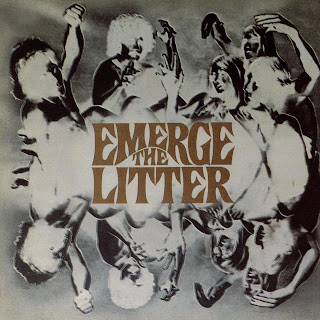The Litter - Emerge (1968)