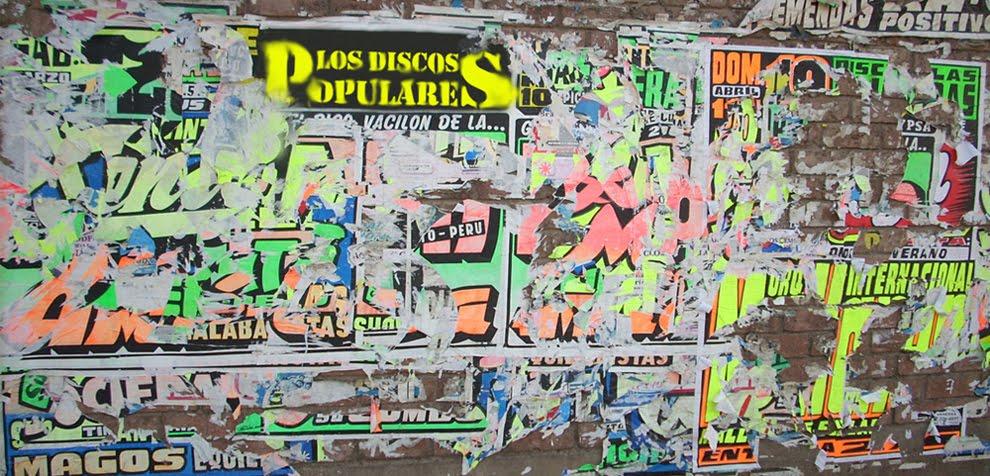 los discos populares