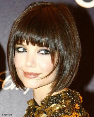 Katie Holmes New Pixie Haircut Katie Holmes New Pixie Haircut