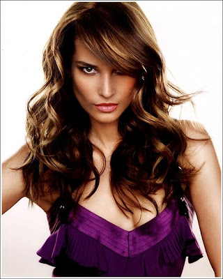 Long Curly Hairstyles Modern