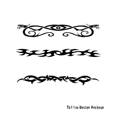 Tribal Armband Tattoo Designs
