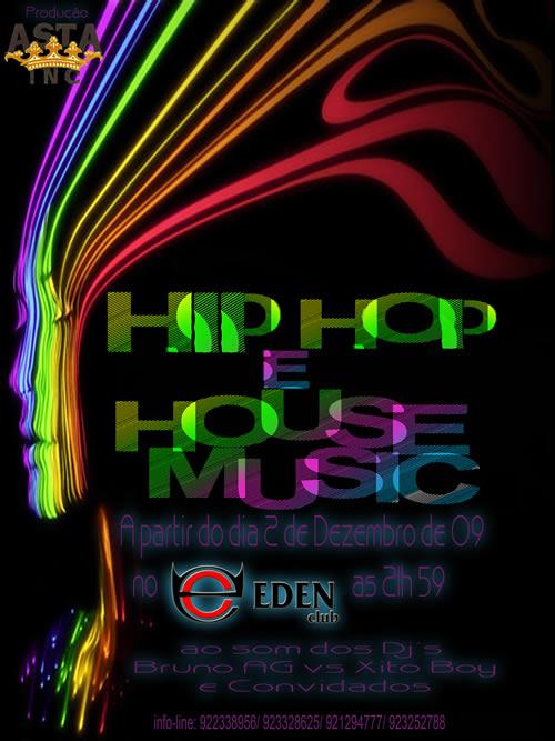 Club xibaria glamour hip hop e house music 02 12 2009 for House music 2009