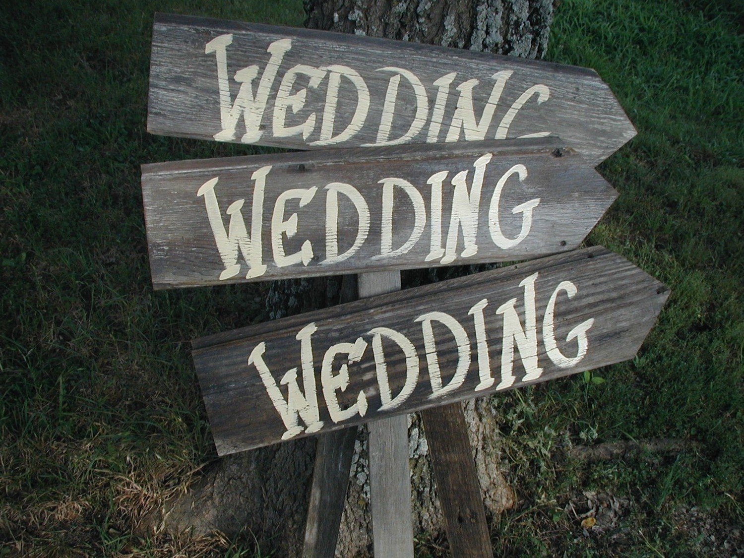 Wedding Reception Signs Ideas