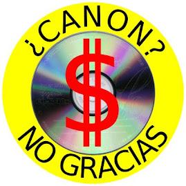 TODOS CONTRA EL CANON DE SGAE