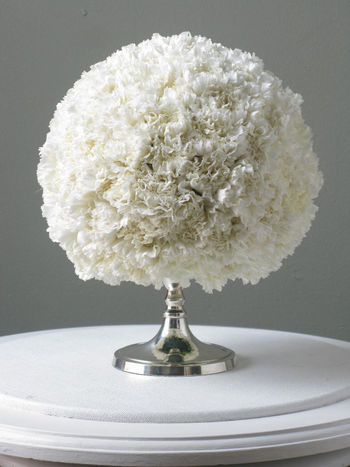 Do it yourself Mondays Carnation Centerpieces