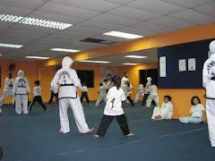 Kelas Tae-kwan-do