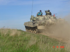 Fuad Testing the Tank 2006