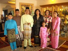 Berhari Raya di Rumah Duta Malaysia