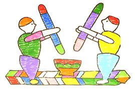 Camisetas com Brinquedos de Miriti coloridos e em alto relevo!