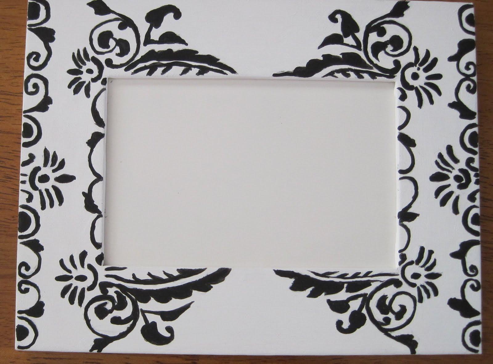 sewing economist wedding invitation frame