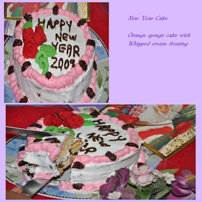 New Year Cake Photos