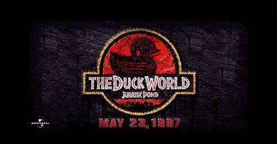 The Duck World - Jurassic Pond