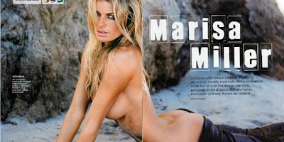 Marisa Miller pelada