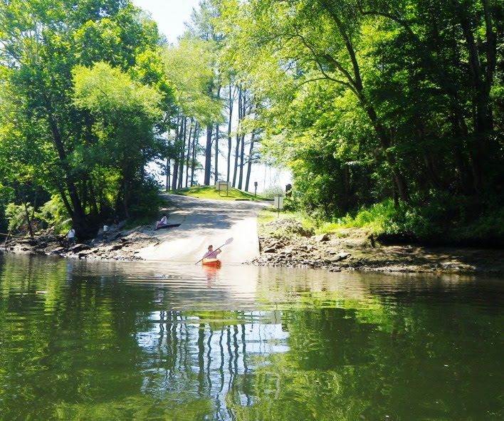PADDLE: Caney Fork River