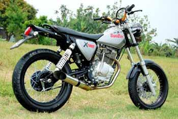 MODIF HONDA GL MAX by TRAIL ADVENTURES COMUNITY  Motorcycle Case