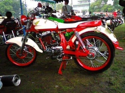 Motorcycle Club Indonesia on Honda Classic Motorcycles