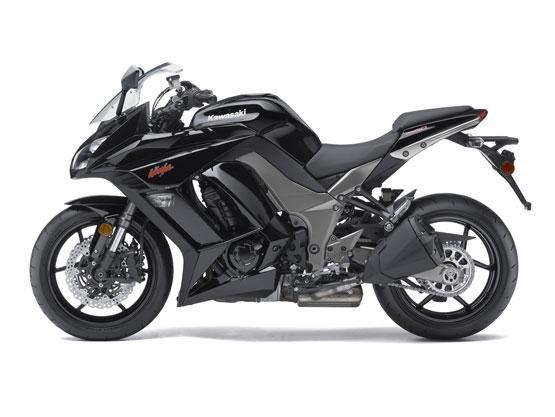 2011 Kawasaki Ninja 1000 Left Angle