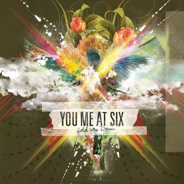 ->TRY ALBUM: YOU ME AT SIX - HOLD ME DOWN