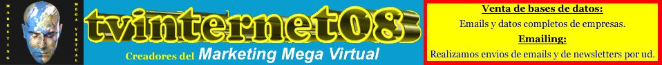 venta bases de datos emails, comprar bases de datos empresas, envios emails masivos