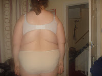 Picture of me in my underware from the back