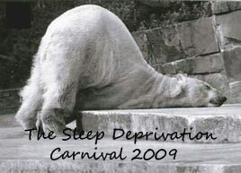 Sleep Deprivation Carnival Badge