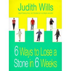 Front cover of the Six Ways to Lose a stone in six weeks book