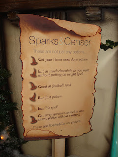 Sparks and Censor spoof of Marks and Spencer advert