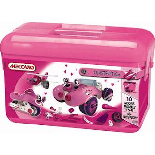 Pink Meccano